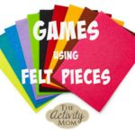 Games with Felt Pieces