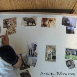 Printable Animal Matching Game