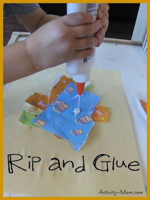 Rip and Glue