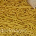 Baby Activity – Cooked Spaghetti Noodles