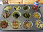 Muffin Tin Monday – Alphabet Soup