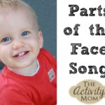 Baby Activity – Parts of the Face Song