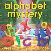 Alphabet Mystery Activities