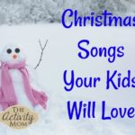 Baby Activity – Simple Christmas Songs