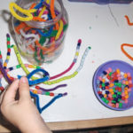 Bead Snakes & Counting with Beads