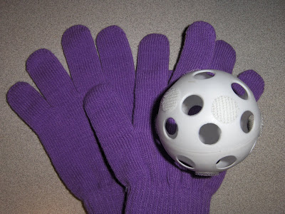 Velcro Catching Gloves – Make Your Own