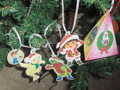 Kid Friendly Ornaments