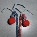 Candy Cane Reindeer