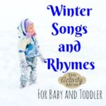 Baby Activity – Winter Songs and Rhymes