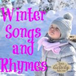 Baby Activity – More Winter Songs and Rhymes
