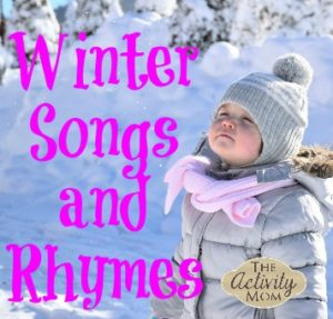 Winter Songs and Rhymes