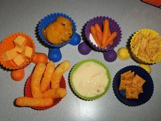 Muffin Tin Monday – Orange