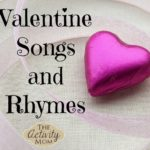 Valentine Songs and Rhymes