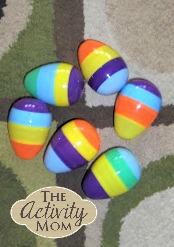 Easter Egg Listening Game