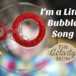 Baby Activity – Bubble Song