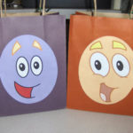 Dora and Diego Party Favor Bags (Printable)