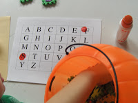 Draw and Stamp Kids Activity