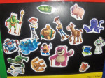 Toy Story Magnets – Make Your Own