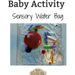 Baby Activity – Sensory Water Bag