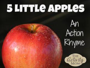 Apple Rhyme