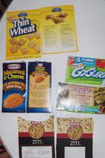 Food Packaging Activities