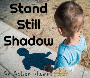Stand Still Shadow