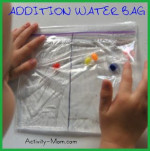 Math Water Bag