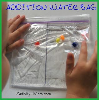 Addition Water Bag