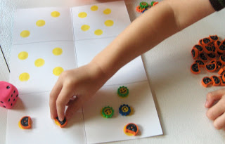 Roll and Count Dice Game