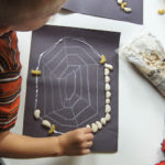 Bean Skeletons and Macaroni Spider Webs