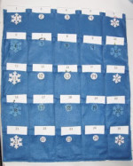 2010 Activity Advent Calendar (Printable)