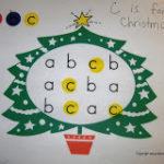 Alphabet Tree Mats