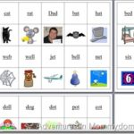 Phonics Board Game (printable)