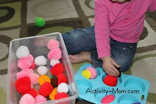 Baby's FIrst Sensory Tub