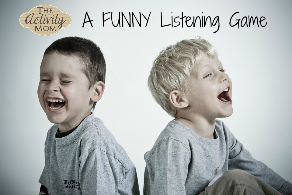 A Funny Listening game