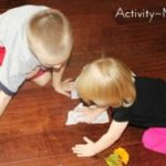 Help Kids Get Involved in the Cleaning