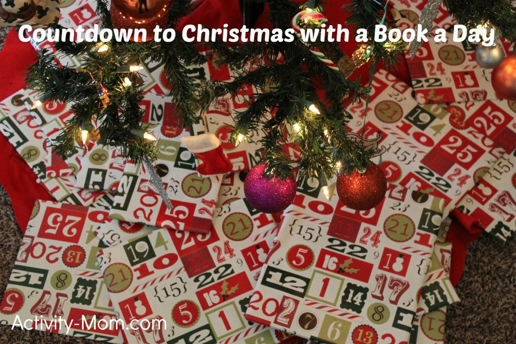Christmas Countdown with Books