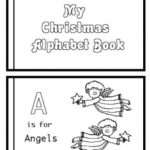 Christmas Alphabet Book (printable)