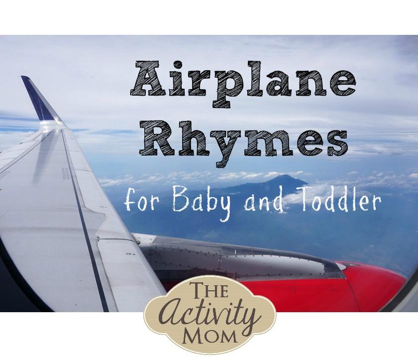 Airplane Rhymes
