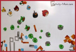Angry Birds Magnets (printable)