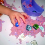 Self Directed Sensory Play