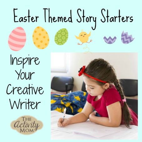 Easter Story Starters to Inspire Your Creative Writer