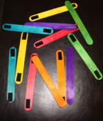 Building Sticks and Printable Idea Book