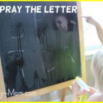 Spray the Letter