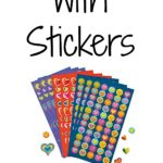 12 Ways to Learn with Stickers