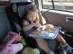 Summer Travel with Toddlers