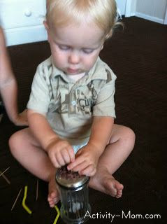 15 Month Old Learning