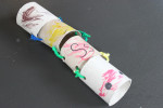 Toilet Paper Tube Alphabet Crafts – S is for Snake