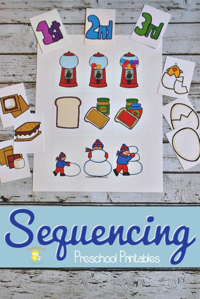 Sequencing Cards