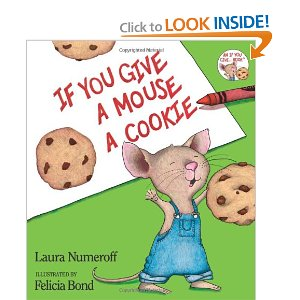 If You Give a Mouse a Cookie Dice Game